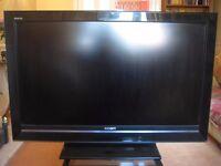 """Sony Bravia 40"""" LCD Color TV Model KDL 40V 3000"""