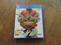 PS4 Street Fighter