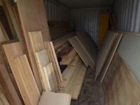 Timber - assorted job lot