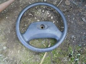 LANDROVER DEFENDER STEERING WHEEL