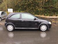 Automatic Vauxhall, CORSA, Hatchback, 2005, Other, 1389 (cc), 3 doors