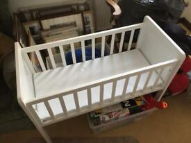 Mothercare Hyde baby crib baby cot