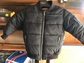 Padded child's jacket by Next (Money going to charity)