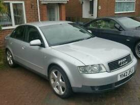 AUDI A4 B6 1.9 TDI 130 BHP AWX BREAKING FOR PARTS SPARES