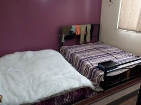 2 bedroom flat available near M1/Pizza hut/McDonalds.The flat has been recently redecorated.