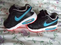 NIKE AIRMAX TRAINERS TODDLER SIZE 3