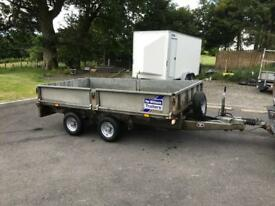 Ifor Williams LT105 trailer
