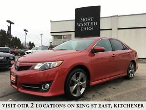 2013 Toyota Camry SE | NAVIGATION | LEATHER | CAMERA