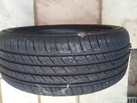 Car tyre new