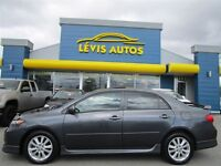 2009 Toyota Corolla SPORT AUTOMATIQUE CUIR TOIT OUVRANT BEAU LOO