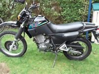 1993 yamaha xt600e trail bike in good condition