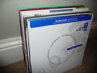 22 vinyl records singles ... 1996 - 1999 ... Trance, House, Progressive, Dance