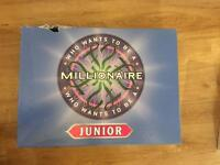 Who wants to be a millionaire junior