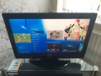 Samsung 32 inch HD LCD tv with Freeview