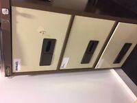4 x Filing Cabinets for Sale