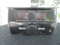 Pioneer FH-X700BT in car stereo system