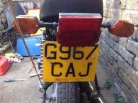 mz 125 spares or repairs swap for your vespa