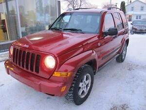 2005 Jeep Liberty 4x4 sunroof SUV 165,000 K SALE ONLY $6995
