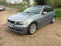 BMW 320d SE SALOON AUTOMATIC Heated Leather seats
