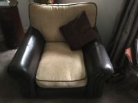 SOFA & CHAIR **FREE**FREE** COLLECT ONLY