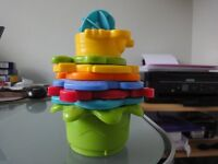Stacking Baby Bath Toy