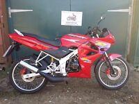 1998 Honda Beat 110cc Learner legal