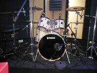 Yamaha Maple Custom without cymbals
