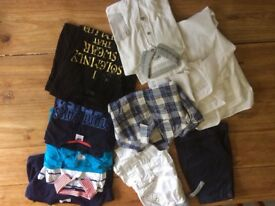 Variety of boys clothes Age 8-9yrs