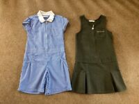 Girls M&S School clothes bundle (Age 4/5 & 5/6 Years)
