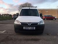 Vauxhall Combo 1.3 CDTi 16v 1700 Panel Van 3dr£1,695 p/x welcome CAT C 2007 (57 reg), Panel Van