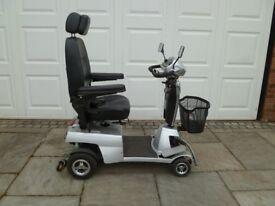 Quingo Vitess mobility scooter.