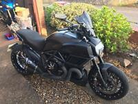 Ducati Diavel - Dark Stealth Edition