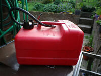 Plastic Replacement Fuel Tank