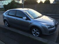 Ford Focus 1.6 Zetec new m.o.t lovely car come see for yourself