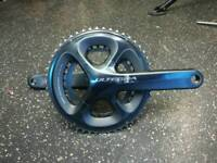 Ultegra 170mm compact chainset