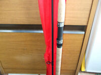 holland 9ft spinning rod,brand new.