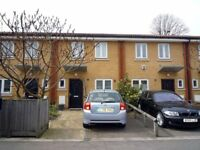 Hackney Wick, E9 - 2 Bedroom House with Garden & Off Street Parking - To Let