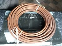8mm microbore copper pipe/tubing/central heating; approx 15 metres