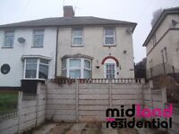 THREE BEDROOM PROPERTY WITH EASY ACCESS TO CITY CENTRE AND OFF ROAD PARKING PRICED AT £650