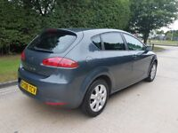 2008**SEAT Leon 2.0 TDI 5dr**SERVICES INVOICES**CAMBELT DONE**
