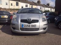 Toyota Yaris 1.3 VVT-i T3 5dr£3,250 one owner from new