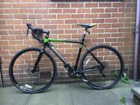 Boardman Comp Road Bike (like new)
