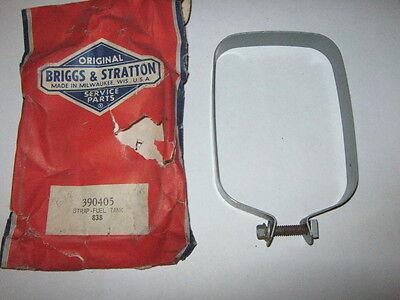 Genuine Briggs Stratton Gas Engine Fuel Tank Strap 390405 New Old Stock