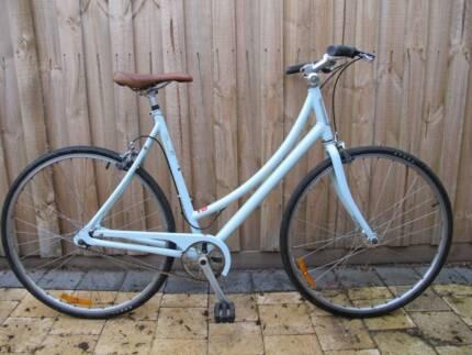 Very LIGHT Ladies RETRO bike Vintage Classic Keilor Downs Brimbank Area Preview