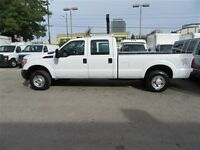 2011 Ford F-250 crew cab 4x4 gas long box