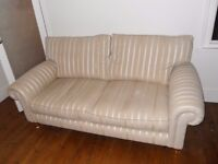 Laura Ashley large two seater Kingston sofa. Smoke & pet free home. As new condition.
