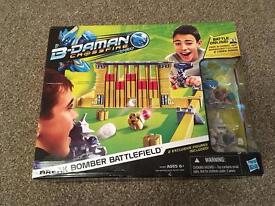 B Damon Crossfire Break Bomber Battlefield