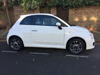 FIAT 500 1.2 S Start/Stop FSH, 1 Owner, 2 Set of Keys, Excellent Conditon