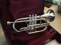 Besson Sovereign Cornet