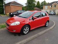 Fiat Grande Punto 1.4 8v 2007 (07) 5dr